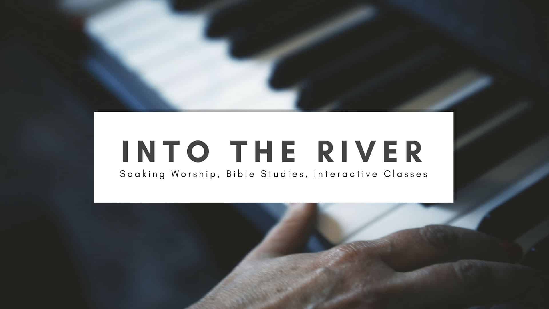 Go on a Journey in God | Try Into the River for FREE